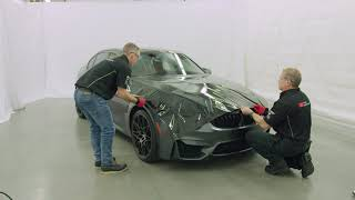 How to wrap a hood with the new 3M™ Wrap Films Series 2080