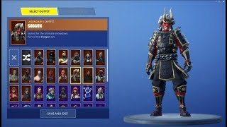 New* SHOGUN | BEST SKIN IN FORTNITE | Gift Card Giveaway!! | DONT MISS OUT!! | 1080p