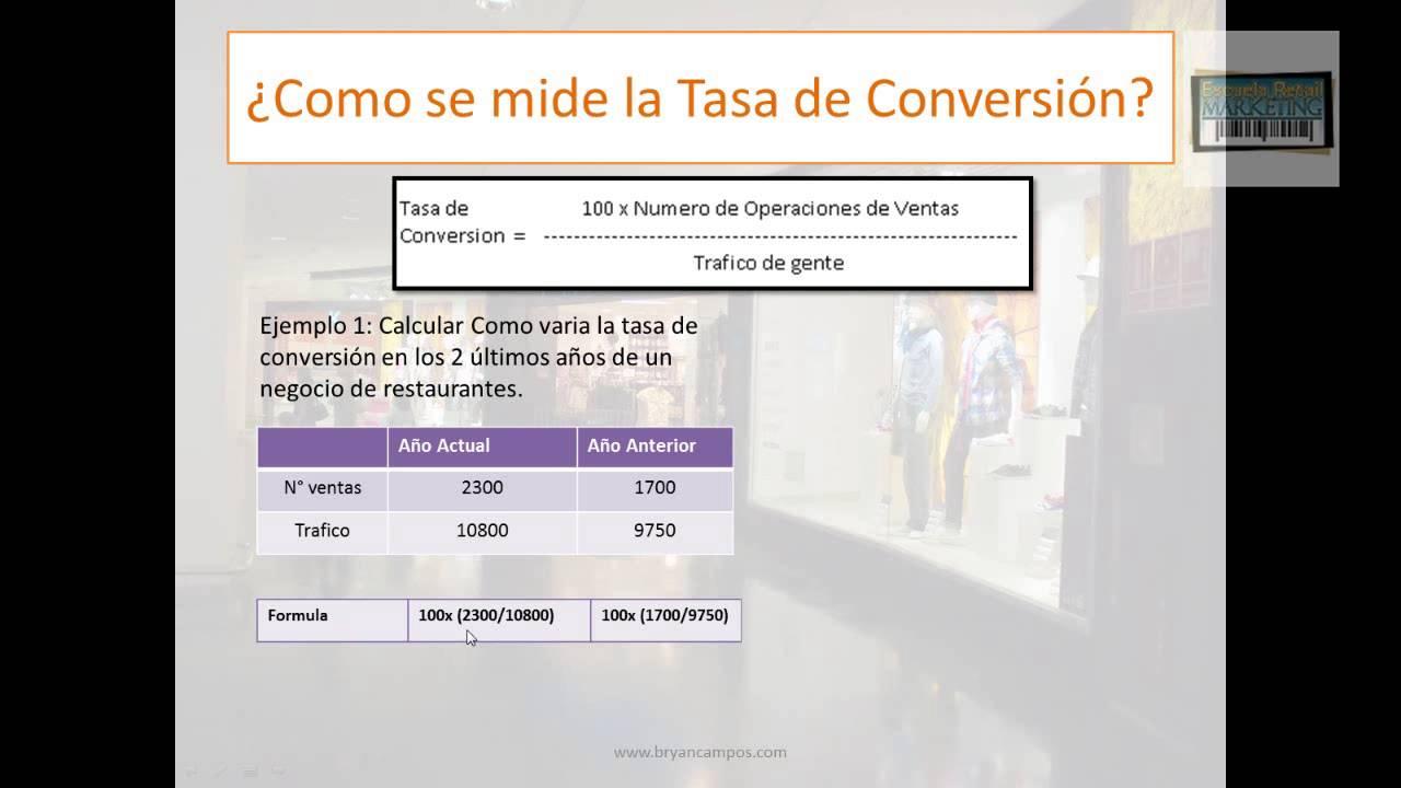 Kpi tasa de conversi n que es y como se calcula formula for Como se extrae el marmol