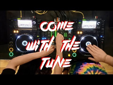 COME WITH THE TUNE RIDDIM MIX (feat. Skenz, Crowell, Ivory) - AUDIOGENIC B2B TOPHAT