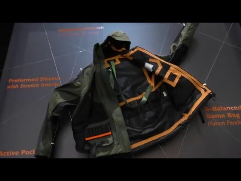 Beretta Thornproof Jacket and Clothing Modular System Overview