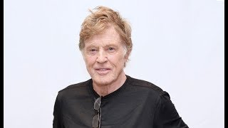 "Robert Redford on ""The Old Man & the Gun"""