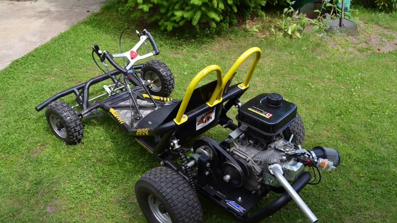 Go Kart Drift 2 Assembly manual