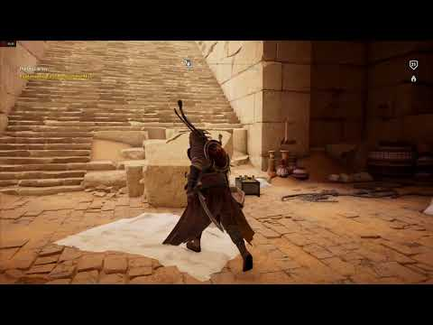Assassin's Creed - Taste of Her Sting/ Explore the cave 2/4 Rituals sites investigated in the world