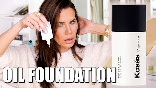 10-SECOND OIL FOUNDATION ... Really???