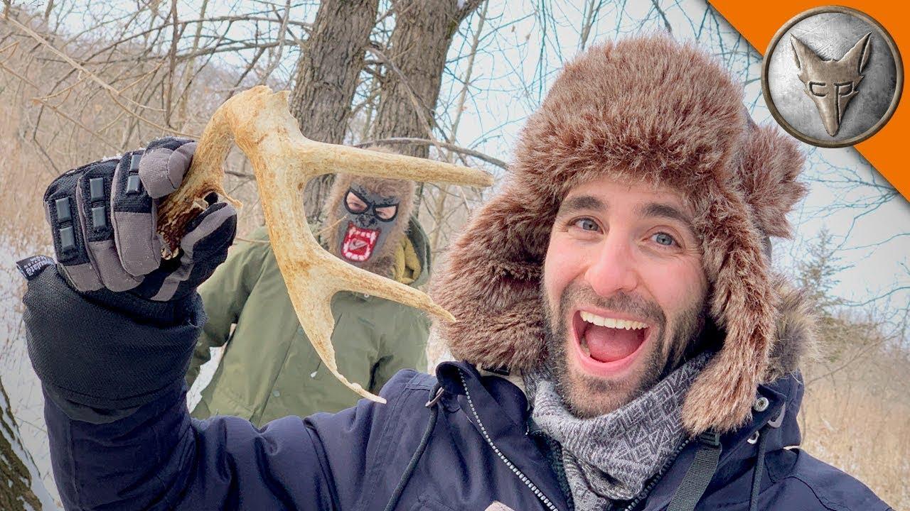 Winter Wilderness Adventure!