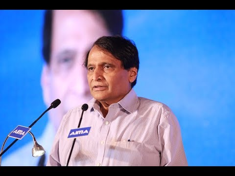 Suresh Prabhu - India will be a 5 trillion economy soon