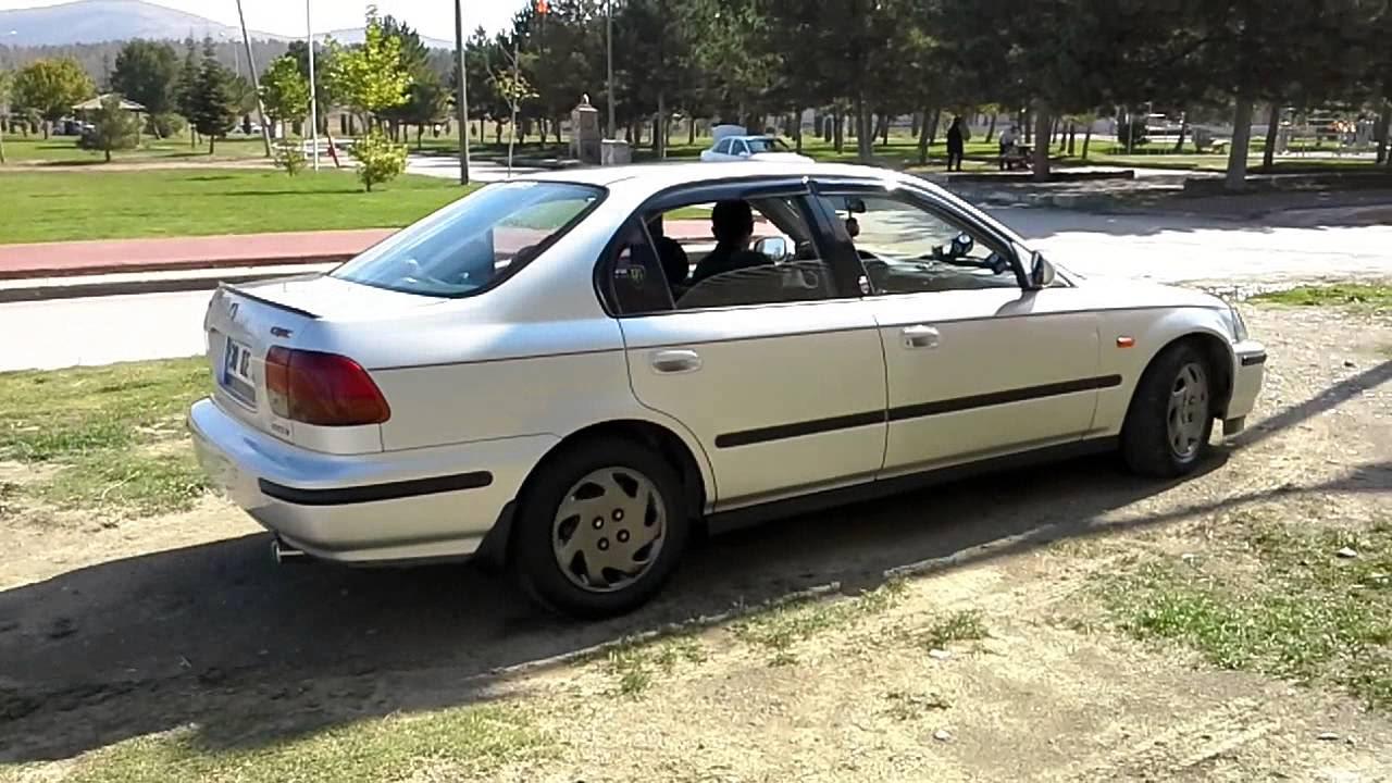 Honda Civic Vtec2 Warex sesi