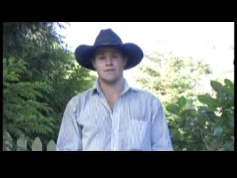 Brad Scott's Bull Riding Clinic 'Michael NZ'