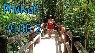 Phuket Vlog 2 | Things to do in Phuket | Local Markets | Fish Spa | Phuket to Krabi Fare