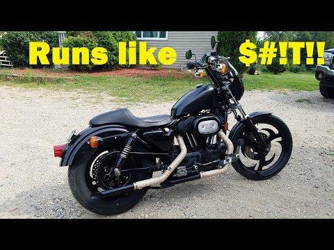 Harley Davidson Carburetor Rebuild Youtube
