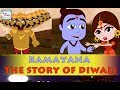 CineKids│Ramayana: The Story of Diwali | Animated Video of Celebrate Diwali | Mythological story