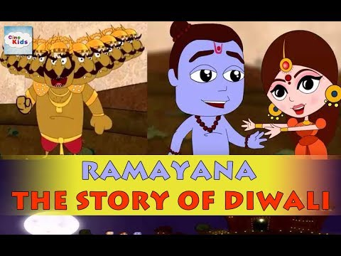 ramayana and diwali Homepage for ramayana: the thread of luminance by adam whiteley based on the poem of the indian sage valimiki the asian game of thrones, the asian black panther, to find and rescue their friend sita from the clutches of the evil king ravana, rama, the living embodiment of a god and his brother must.