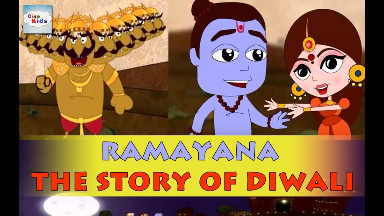 the story of diwali The story of rama and sita: lord rama was a great warrior king who was exiled by his father dashratha, the king of ayodhya, along with his wife sita and his younger brother lakshman, on his wife's insistence.