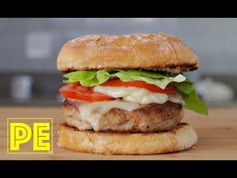 How To Make a Turkey Burger Better Then a Hamburger