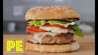 How To Make a Turkey Burger Better Then a Hamburger