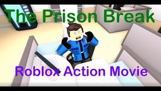The Prison Break - Roblox Action Video