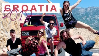 NAJLEPSZE WAKACJE W ŻYCIU | Croatia 2018