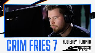 Crimsix FRIES Mutineers with 7-Piece to Keep the Empire Alive