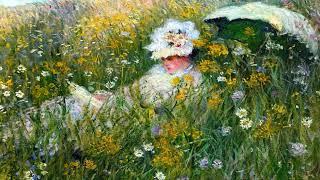 "Louise de Riquet de Mercy-Argenteau (1837-1890) - ""Old Song"" (Victor Hugo) for soprano and piano"