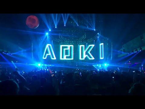 Steve Aoki - Live from the Shrine  - LA, CA  - 3.18.17 - MULTICAM Show - Hi-Fi