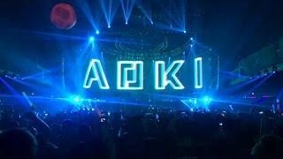 steve aoki   live from the shrine   la ca   31817   multicam show   hi fi