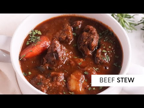 How to make the BEST BEEF STEW | Easy recipe | Tender Beef Stew