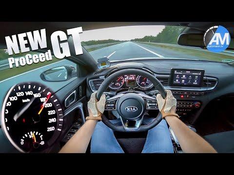 2019 KIA ProCeed GT - 0-200 Km/h Acceleration🏁