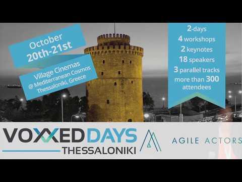 Voxxed Thessaloniki 2016 - My Journey to Azure