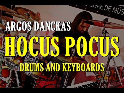 Argos Danckas - Hocus Pocus (drums and keyboards)
