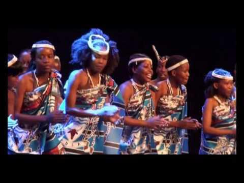Folk World present - Ngwao Letshwao Performing Art - Botswana