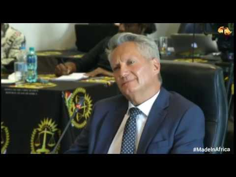 Julius Malema Grills a white Judge Candidate in an Interview
