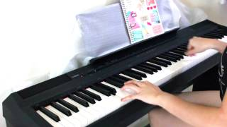 PIANO COVER | Give Thanks by Don Moen