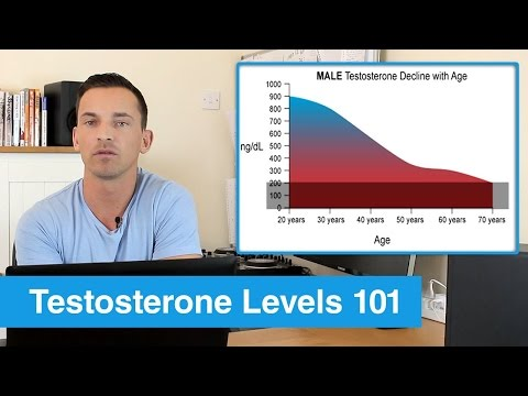 Testosterone Levels - Everything You Need To Know