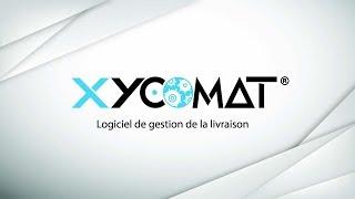 Xycomat gestion de livraison et commande sur mobile