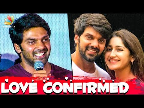 OFFICIAL : Arya Confirms Marriage With Sayyeshaa | Hot Tamil Cinema News Mp3