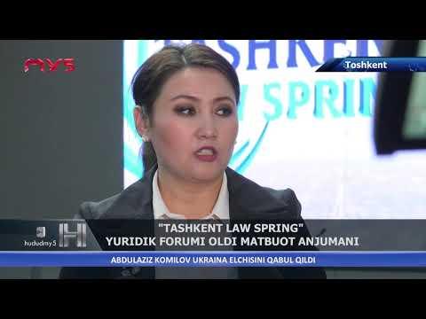Tashkent Law Spring