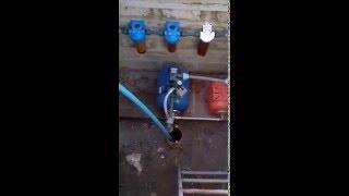 Насосная станция.Обустройство скважины.(Подача воды в дом от скважины,используя насосную станцию.Обустройство скважины.Делаем сами.Независим от..., 2015-10-12T19:22:51.000Z)