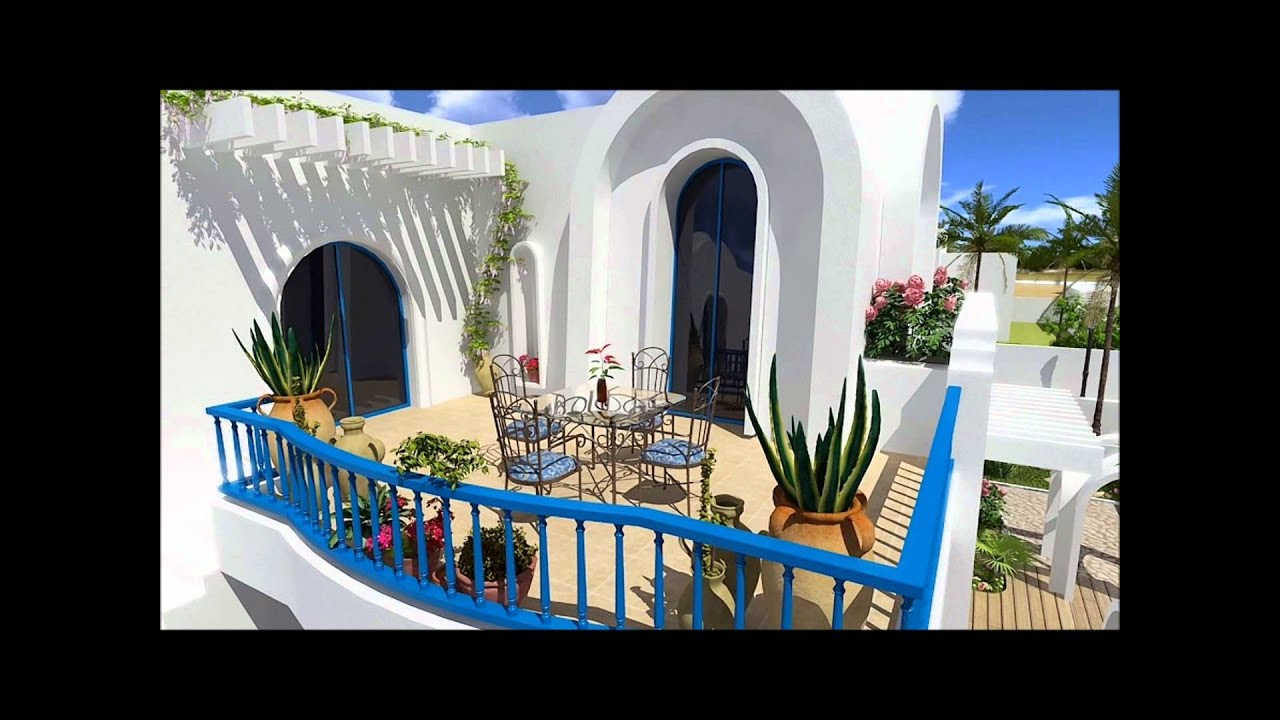 Achat maison djerba r sidence vente villa proche plage for Achat maison bougival