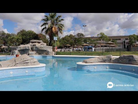 VÍDEO: El Ayuntamiento de Lucena estudia las condiciones que permitan la apertura de las piscinas este verano