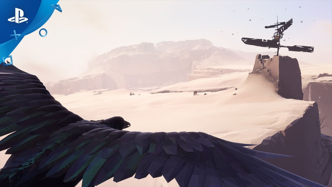 Vane  - PlayStation Experience 2016: 2017 Reveal Trailer | PS4
