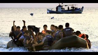 في جزر نائية بعرض البحر.. اليونان تقرر احتجاز اللاجئين فيها! - مهجركوم