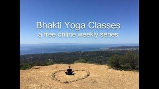 Bhakti Hatha Yoga Class with Sushila - 20 Nov 2020