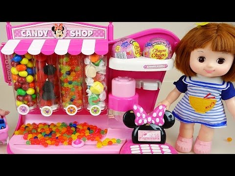 Thumbnail: Disney Candy dispenser and Baby doll Orbeez surprise toys