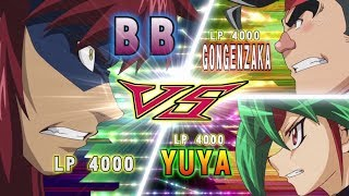 Download lagu Battle Beast & Sanders vs Yuya, Jack & Gongenzaka AMV