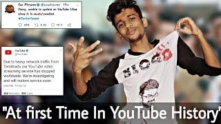 Sarkar Teaser Stoped Worldwide YouTube Network  - Teaser Records