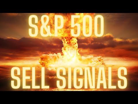 THE S&P 500 WILL BE RED TOMORROW! SELL SIGNALS ON STOCK AND OPTION FLOW!