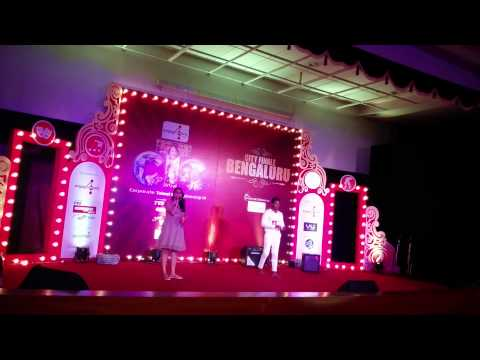 My Solo Dance Performance for Corporate Talent Championship 2014, Bangalore City Finale