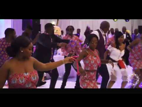 Naomi and Guy Diambu   - Congolese/Angolan Wedding