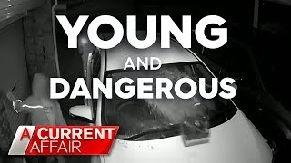 How young is too young for criminal responsibility? | A Current Affair